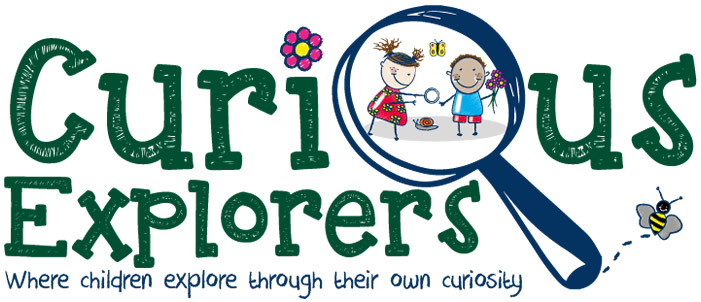 Curious Explorers - Where children explore through their own curiosity